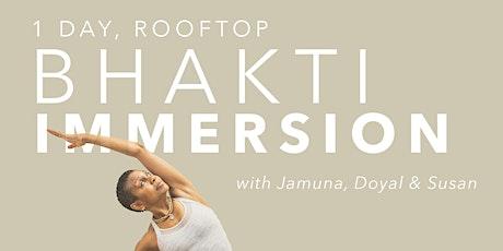 1-Day Bhakti Immersion with Jamuna Jaya, Susan and Doyal tickets