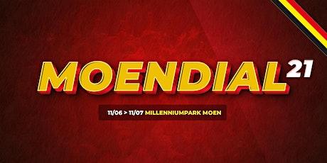 Moendial'21 - 3e groepswedstrijd Finland VS België billets