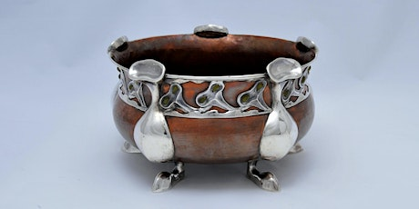 Victorian Arts and Crafts silver: Innovation and Influence (Recording) tickets