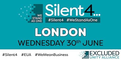 EUA  #WeStandAsOne - London Event tickets