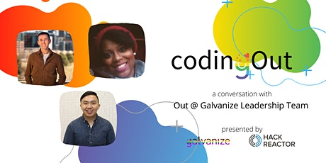 Coding Out w/ Out @ Galvanize Leadership tickets