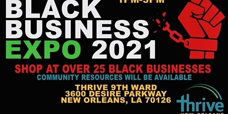 BLACK BUSINESS EXPO 2021 JUNETEENTH CELEBRATION tickets