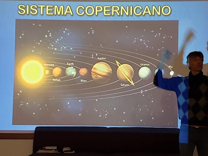 Imagem do evento Sa´úde, Astrologia e Consciência