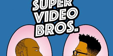 Super Video Bros: LIVE tickets