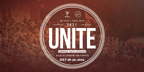 UNITE - Combined Youth Gathering 2021 tickets