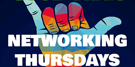 Networking Thursdays at Good Vibes tickets