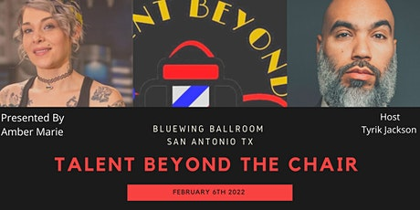 Talent beyond the chair Phase 3 tickets