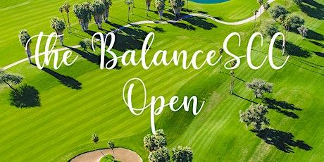 The BalanceSCC Open tickets