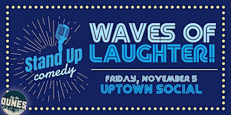 Waves of Laughter tickets