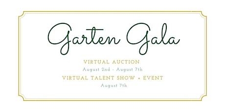Garten Gala tickets