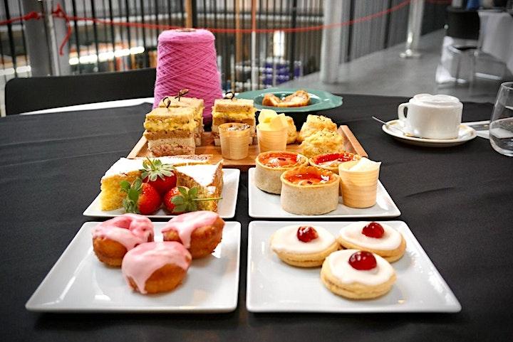 Pinks Pop Art Tea image