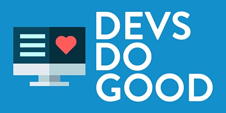 Devs Do Good Hackathon tickets