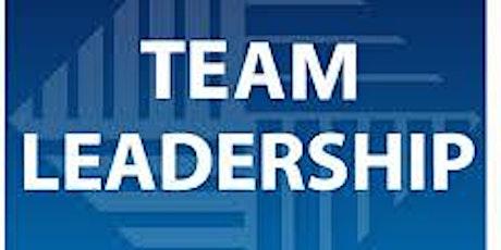 Crisis Negotiations Team Leadership tickets