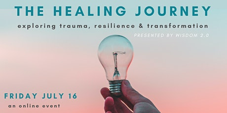 The Healing Journey tickets
