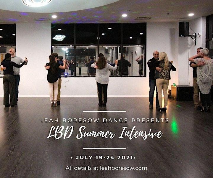 LBD Summer Dance Intensive image
