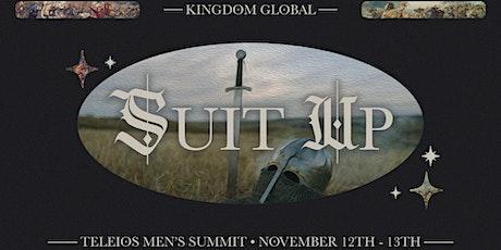 The Teleios Men's Summit tickets