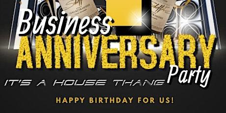 Divine Purpose  1 Year Business Anniversary  Celebration tickets