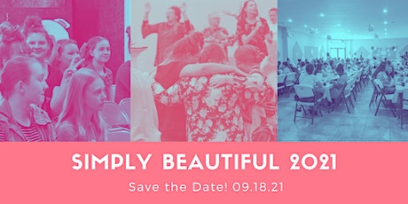 Simply Beautiful 2021 tickets