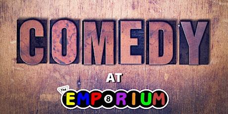 Wednesday Comedy Showcase at The Emporium tickets