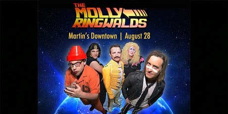 The Molly Ringwalds Live at Martin's Downtown tickets