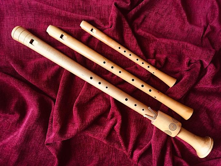 Scottish Recorder Orchestra - Final session and mini festival image