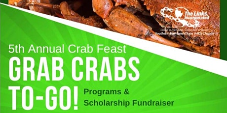 5th Annual Crab Feast (Grab & Go) tickets