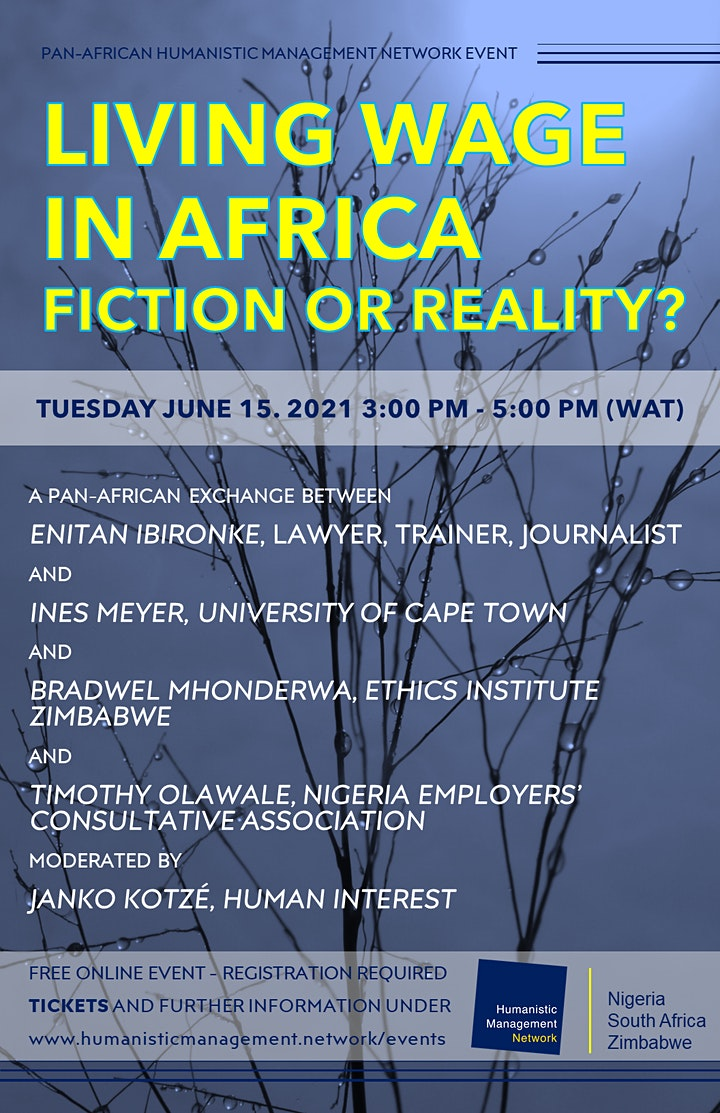 Living Wage in Africa - Fiction or Reality image