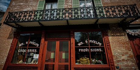 Palmyra Historical Museum Ghost Hunt tickets