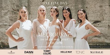 One Fine Day Wedding Fair Melbourne 2021 tickets