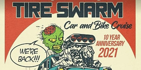 Tire Swarm Car and Motorcycle Show with • Kristen Rose Kelly Band tickets
