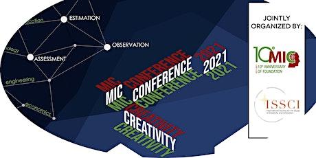 MIC Conference 2021 biglietti