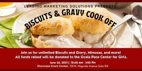 Biscuits & Gravy Cook Off tickets
