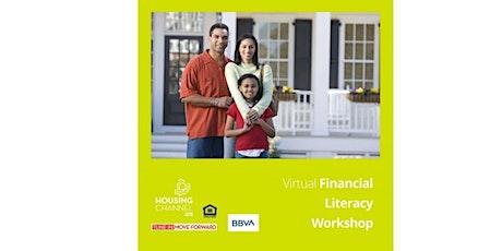 Housing Channel/BBVA Financial Literacy - Virtual Budgeting Class tickets