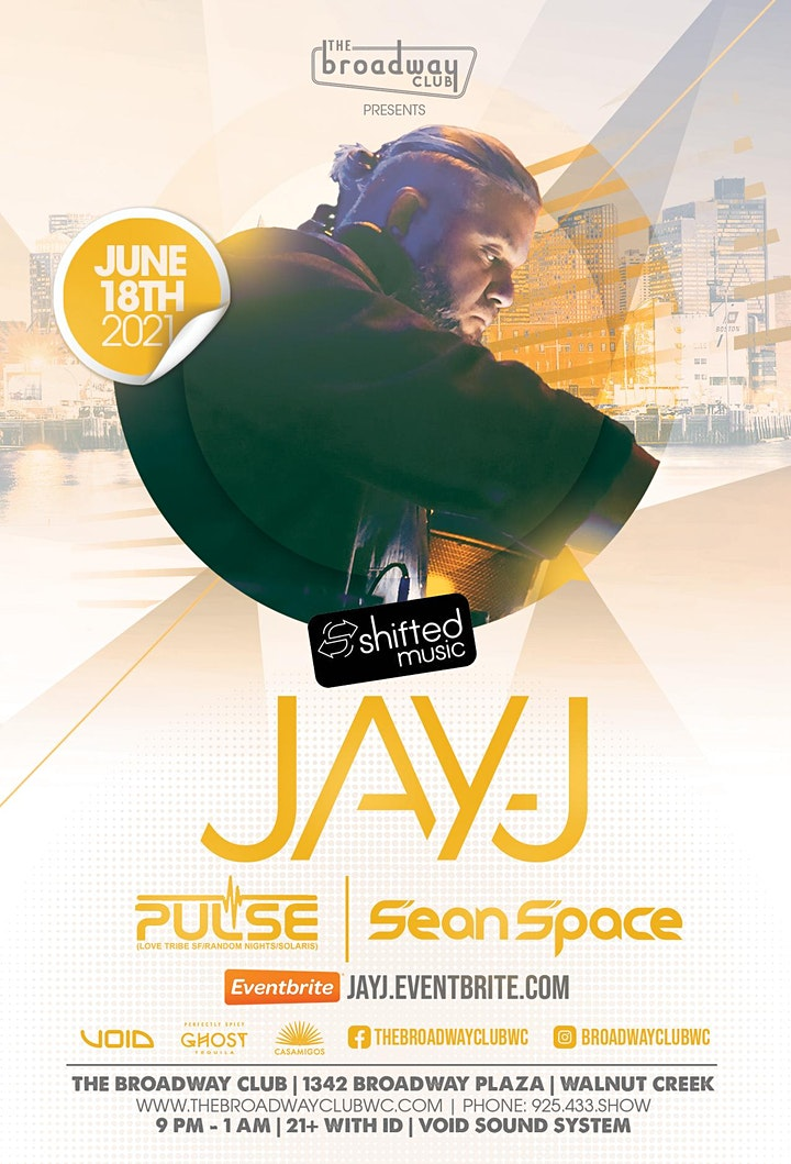 Jay-J w/ PULSE & Sean Space image