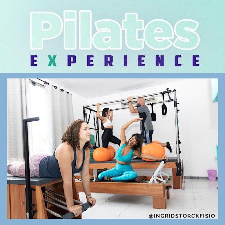 Imagem do evento Pilates Experience