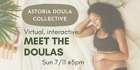 Meet the Doulas - Astoria Doula Collective tickets