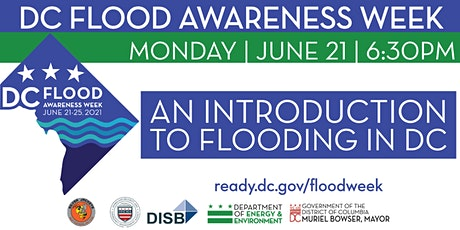 An Introduction To Flooding In The District | DC Flood Week tickets