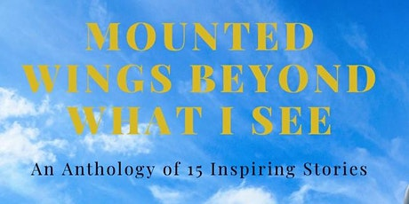 Mounted Wings Beyond What I See Book Launch tickets