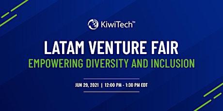 LATAM Venture Fair tickets