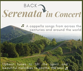 Serenata Back in Concert tickets