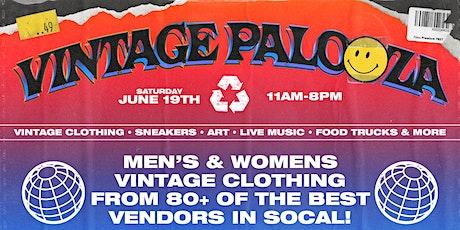 Vintagepalooza Los Angeles tickets