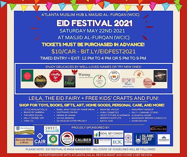 EID FESTIVAL 2021 image