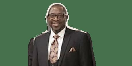 Rev.Derek McNair  50th Birthday  Black Tie Bash tickets