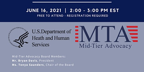 HHS Connecting with Small Businesses & Mid-Tiers (A Roundtable Discussion) tickets