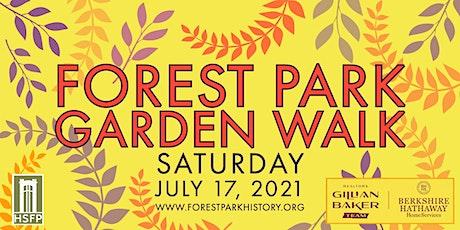 Garden Walk tickets