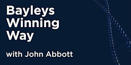 Bayleys Winning Way - Taranaki tickets