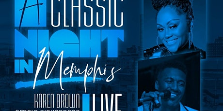 A Classic Night in Memphis tickets