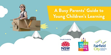 A Busy Parents' Guide FREE  online session tickets