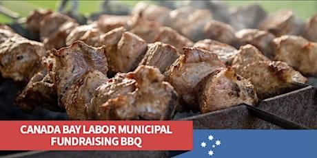 Canada Bay Labor Municipal  BBQ tickets