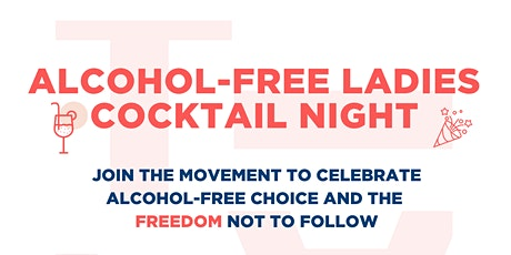 Alcohol-free Ladies Cocktail Night tickets